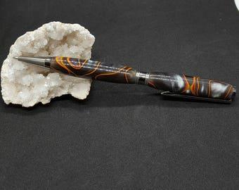 Grey Fire Pen