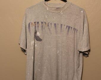 Vintage Mark Chesnutt Wings T-shirt // Vintage Country music t-shirt // Country concert shirt // 90s concert shirt // Mark Chesnutt //