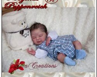 Charlotte by Denise Pratt LIMITED EDITION Reborn Doll Kit