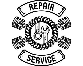 mechanic svg etsy