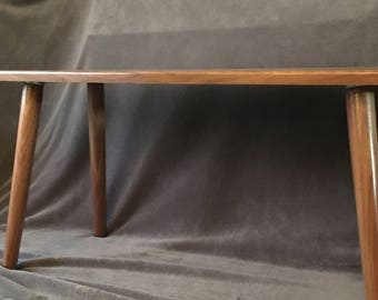 Mid Century Modern Surfboard top coffee table