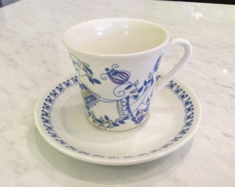 FIGGJO FLINT Norway LOTTE Tea Cup and Saucer
