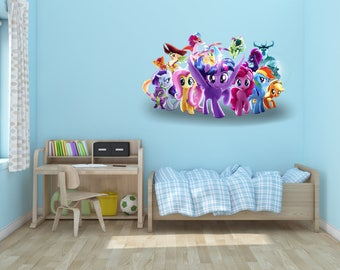 My Little Pony Vinyl Wall Decal