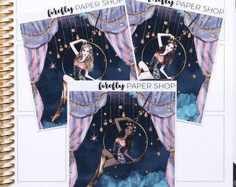 Starlight Double Box (for Erin Condren Life Planner - Vertical)