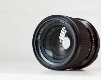 Vivitar 28mm F1.9 M42 mount