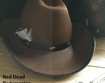 Red Dead Redemption RDR2 Cowboy Western Hat