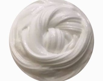White Glossy Thick Slime