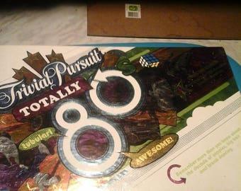 Vintage Trivail pursuit Totally 80s