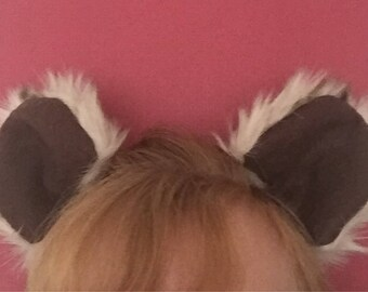 Ewok clip on ears