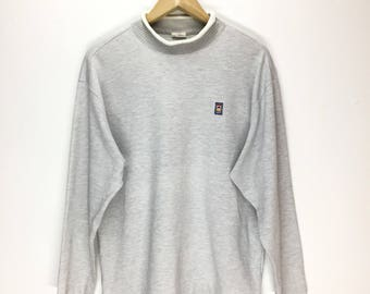 Vintage Ellesse Sweatshirt / 90s / Large Sweatshirt