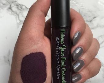 Purple People Eater Matte Liquid Lipstick