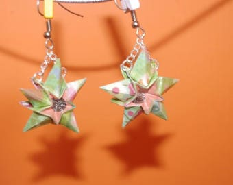 """Stars"" (ET_004) earrings"