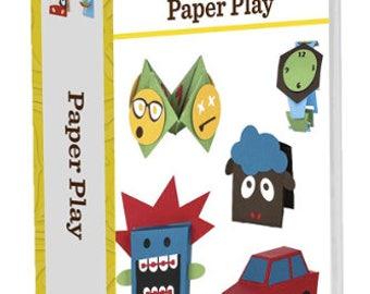 Paper Play Cricut Cartridge