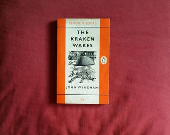 John Wyndham - The Kraken Wakes (Penguin Books 1962)