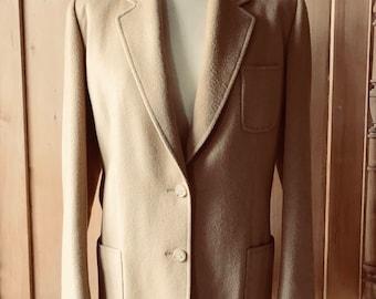 Vintage celine cashmere jacket
