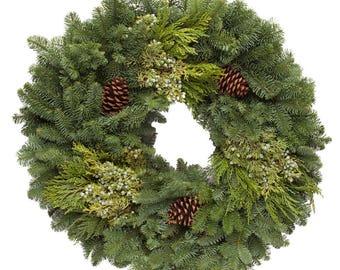 Handmade wreaths   Etsy