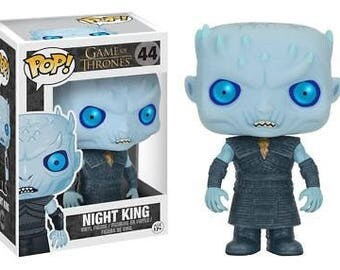 OVERSTOCK Night King Funko and Mystery Magnetic Bookmark