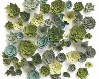 Felt Succulent Sets