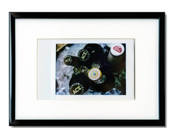 "Fine Art Photography ""Stella"" Framed Instax Mini Print"