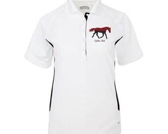 Topline Tack Women's Polo Shirt