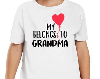 My Heart Belongs to Grandma