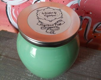 12 Oz Poached Pear Scented Candle