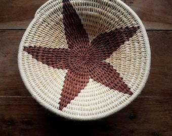 Navajo Ceremonial Basket, Native American Art, Navajo Baskets, Ceremonial Basket, Native American Baskets, Indian Baskets