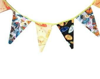 Fiesta banner/bunting