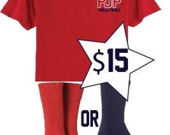 PJPII Volleyball Jr Jag Package #1