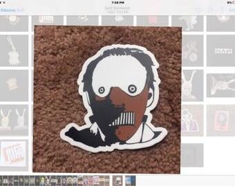 Object/ hannibal sticker