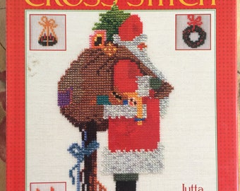 Christmas Cross Stitch by Jutta Lammer