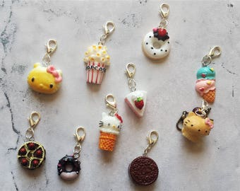 Tasty Planner Charms