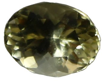 Yellow Tourmaline 1.65ct