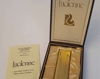 Lucienne Electronic Lighter