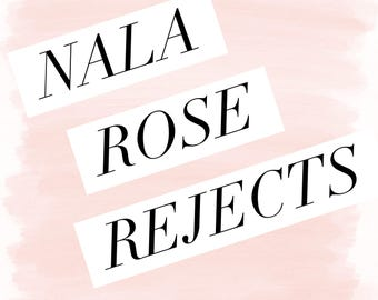 Nala Rose Bows Rejects