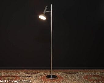 1960s, staff, floor lamp, lamp, vintage (707016)