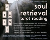 Soul Retrieval 6-card Tar...