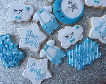 Baby Biscuit Favors