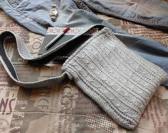 Handmade Shoulder Knitted Bag