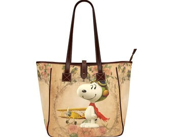 Snoopy Classic Tote Bag