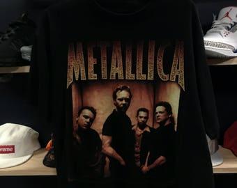 Metallica 98' tour shirt