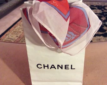 Chanel Silk Sarf
