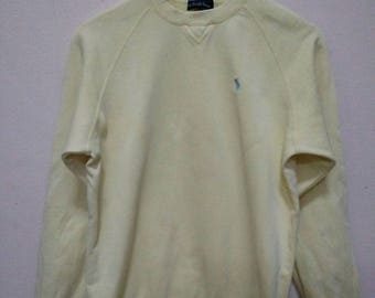 Polo by Ralph Lauren sweatshirt sweater jumper pullover slim fit