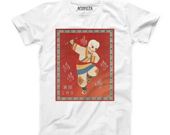 Oriental Dancer With Mask T-Shirt