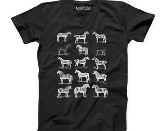 Horse Specimens T-Shirt