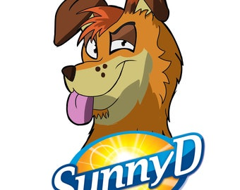Fursona Badge Digital picture