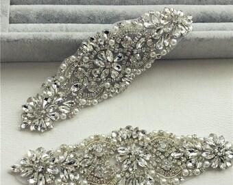 Wedding Sash/Bridal Sash/Bridesmaid Belt/Bridal Belt/Wedding Dress Belt/Wedding Belt/Rhinestone Belt/Rhinestone Sash/Crystal Sash, RA-10