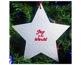 Christmas Star Gift Card