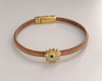 Boho Eye Bracelet