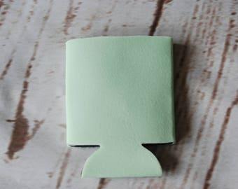 Blank Can Huggers-Mint